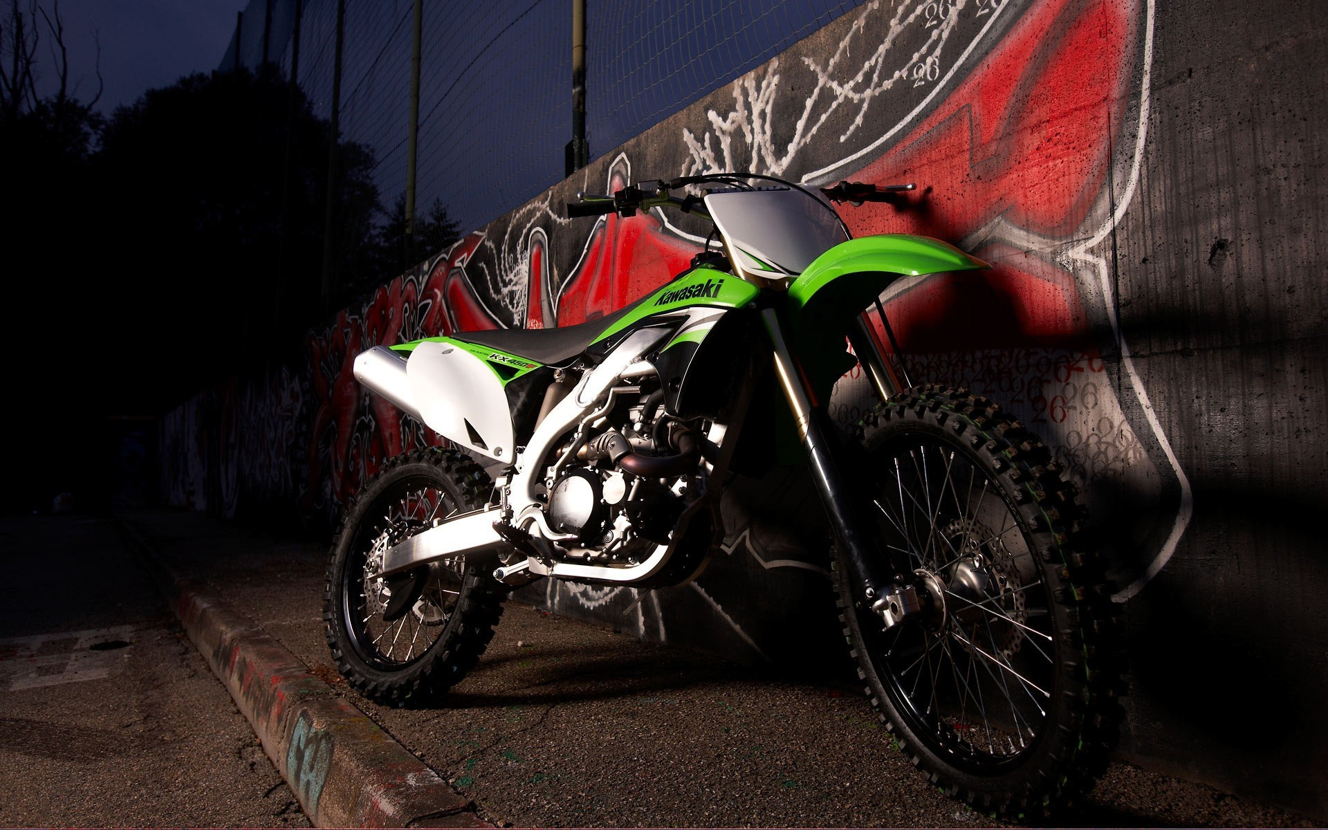 motorbikes HD Wallpaper