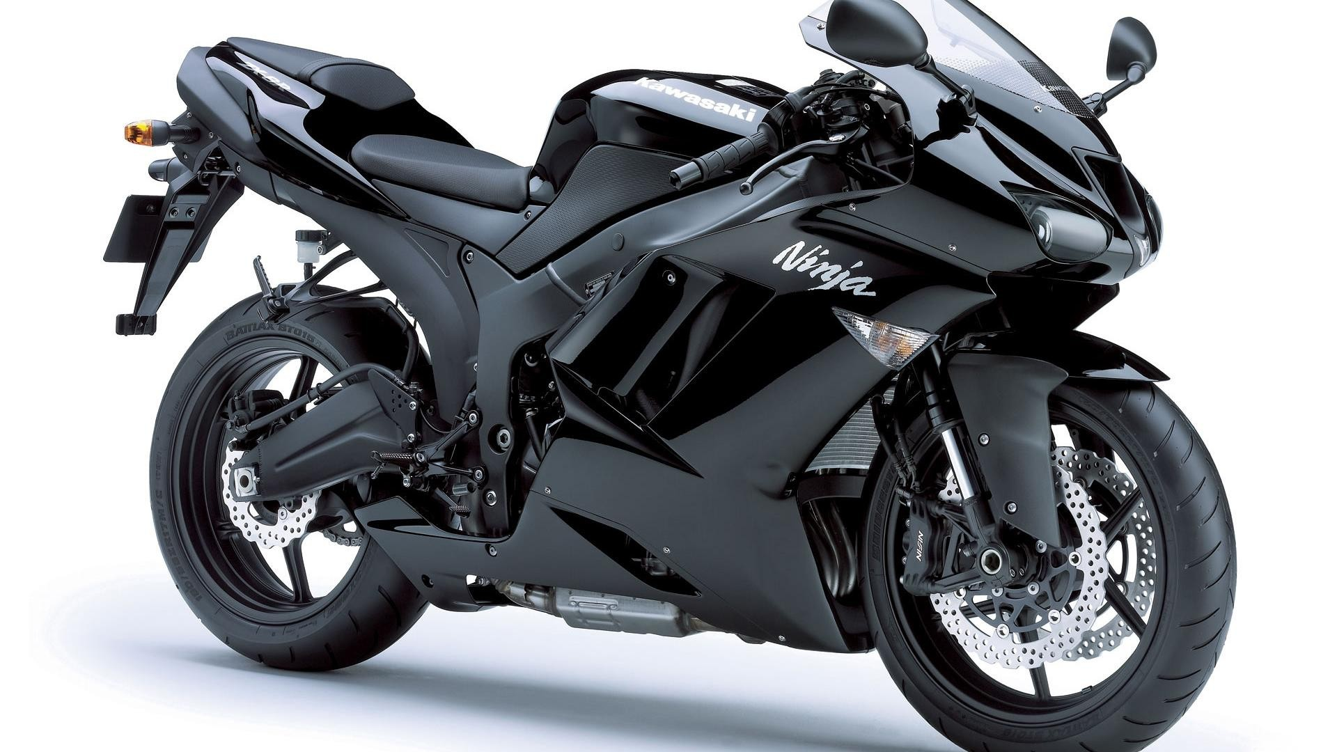 motorbikes kawasaki ninja HD Wallpaper