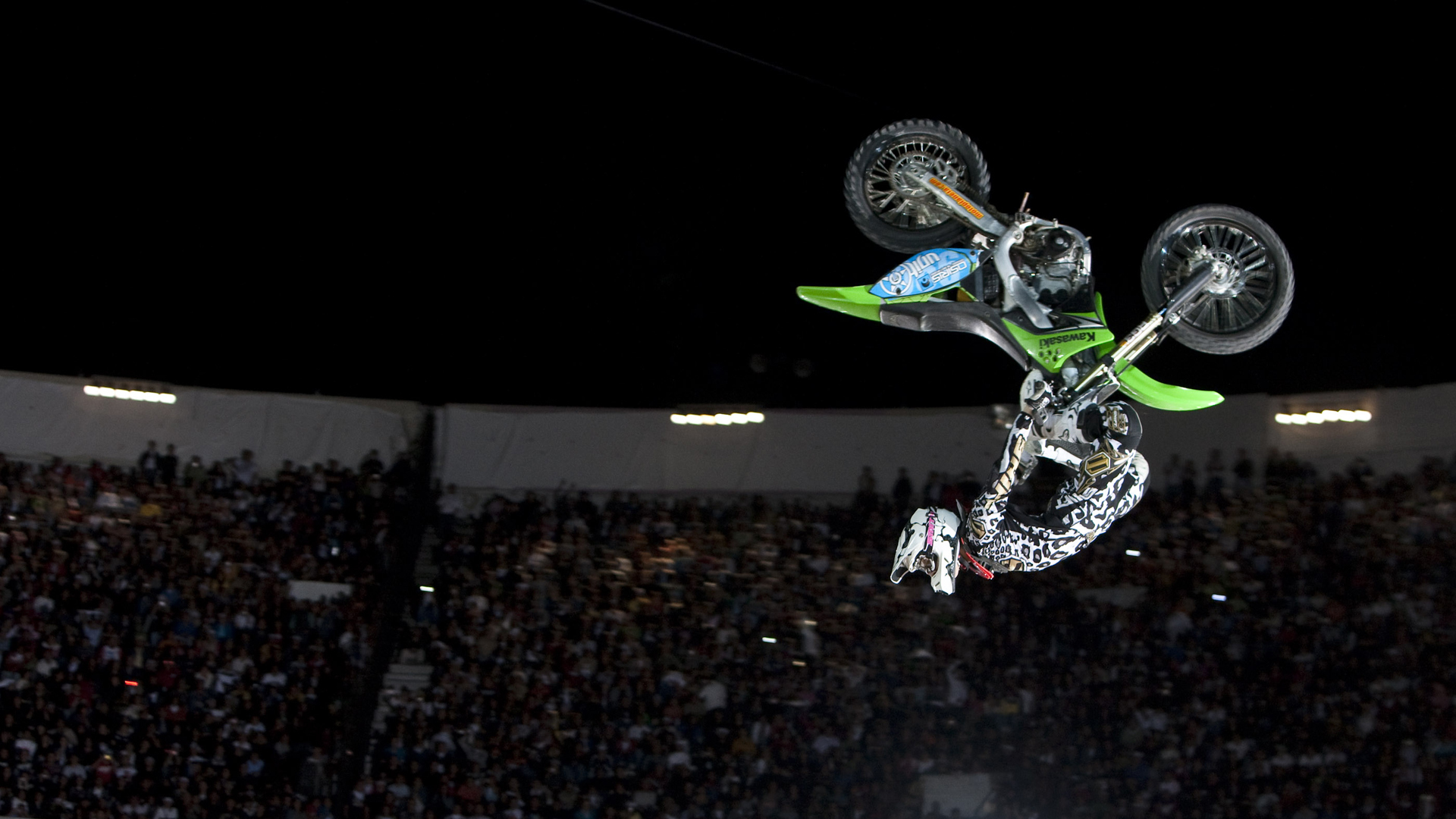 motorbikes x-games HD Wallpaper