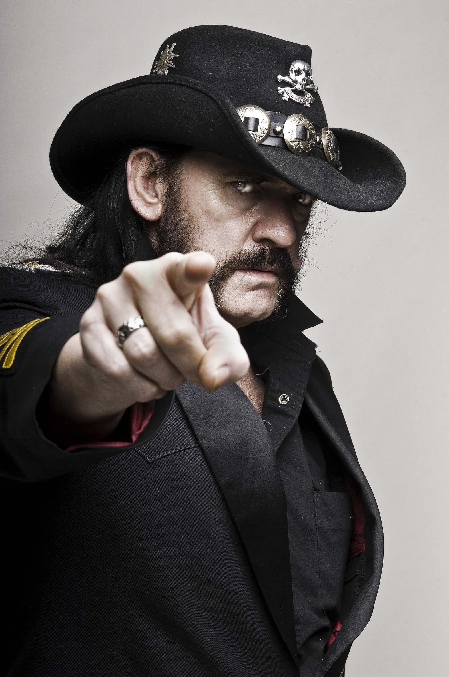 motorhead Lemmy Killmister HD Wallpaper