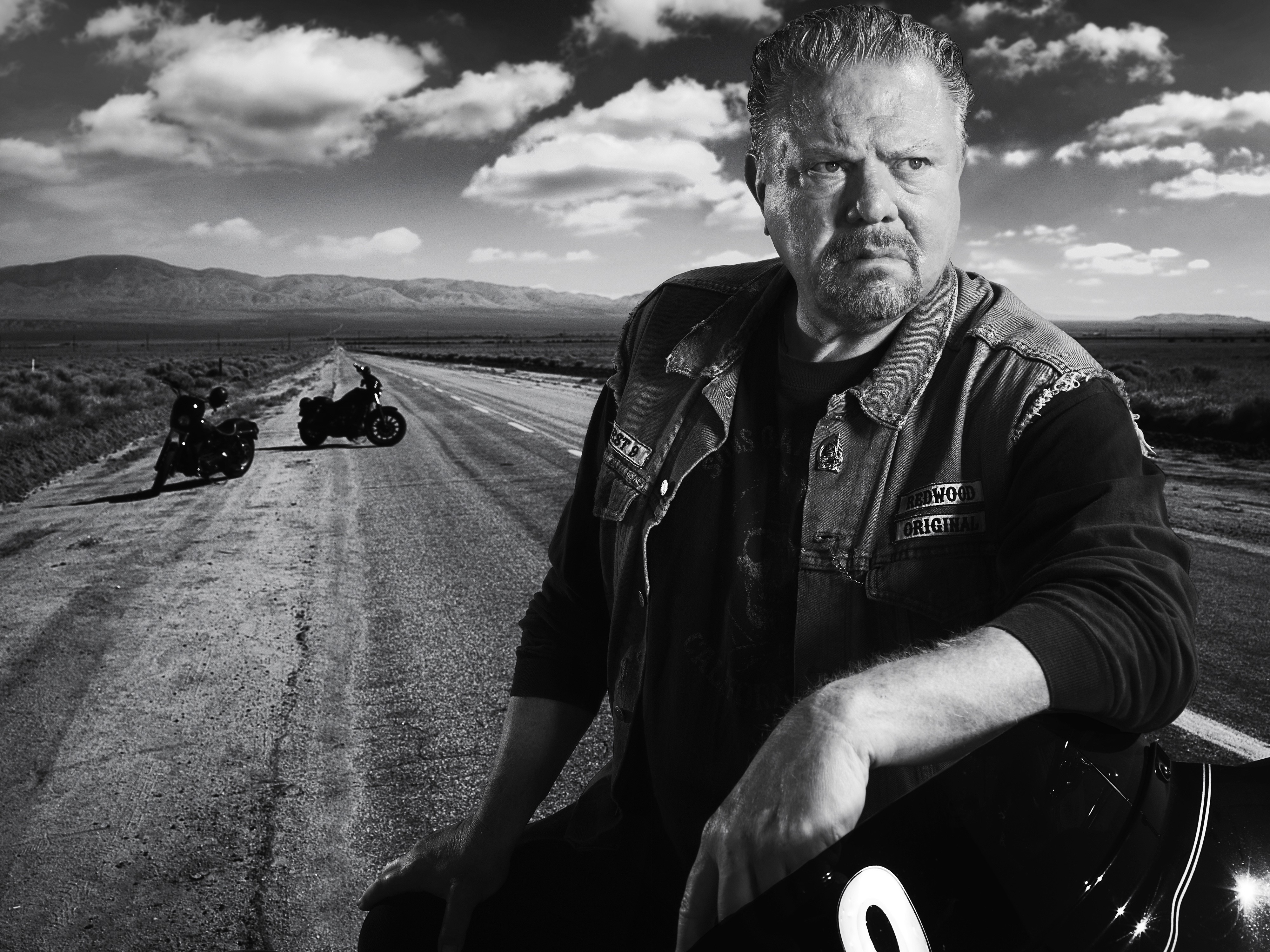 Mountains sons of anarchy HD Wallpaper