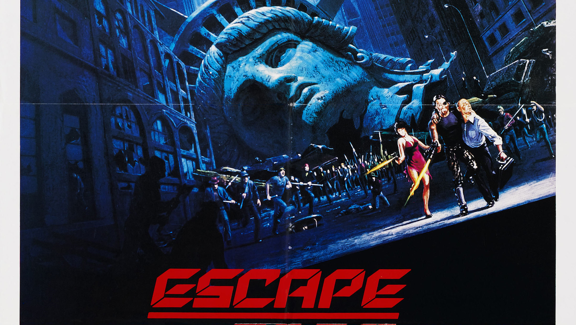 Movie Movies Escape from HD Wallpaper
