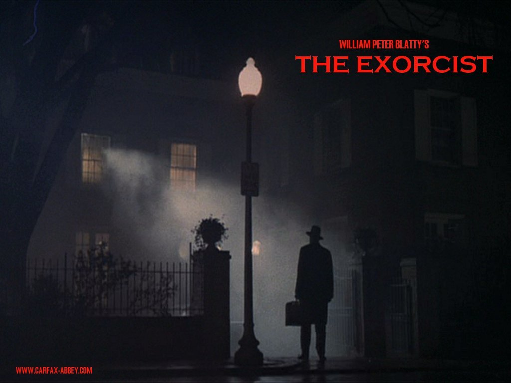 Movie Movies The exorcist HD Wallpaper