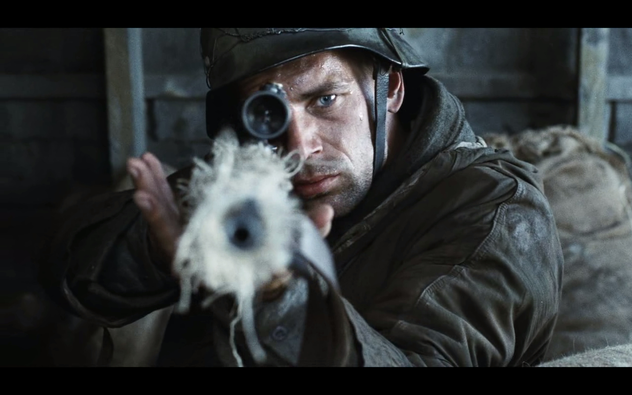 Movies blue eyes snipers HD Wallpaper