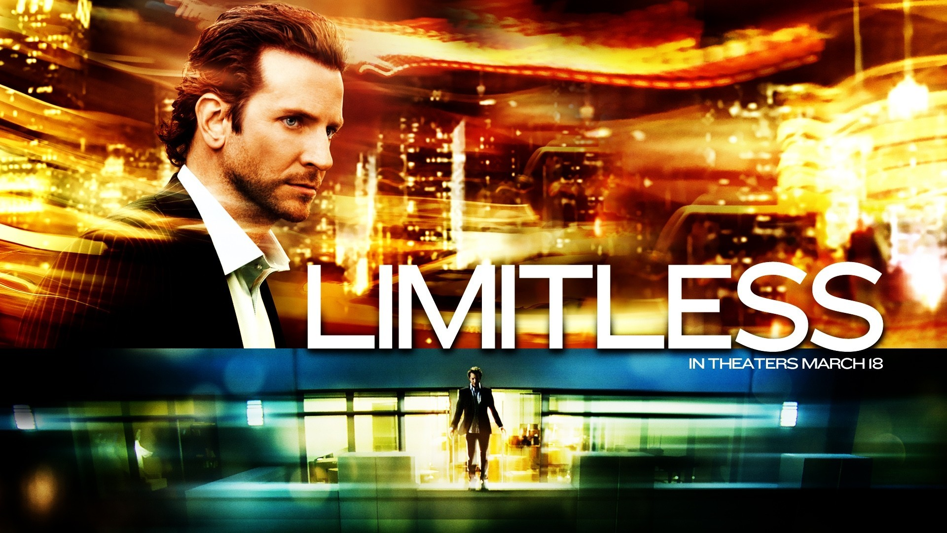 Movies Bradley Cooper limitless HD Wallpaper