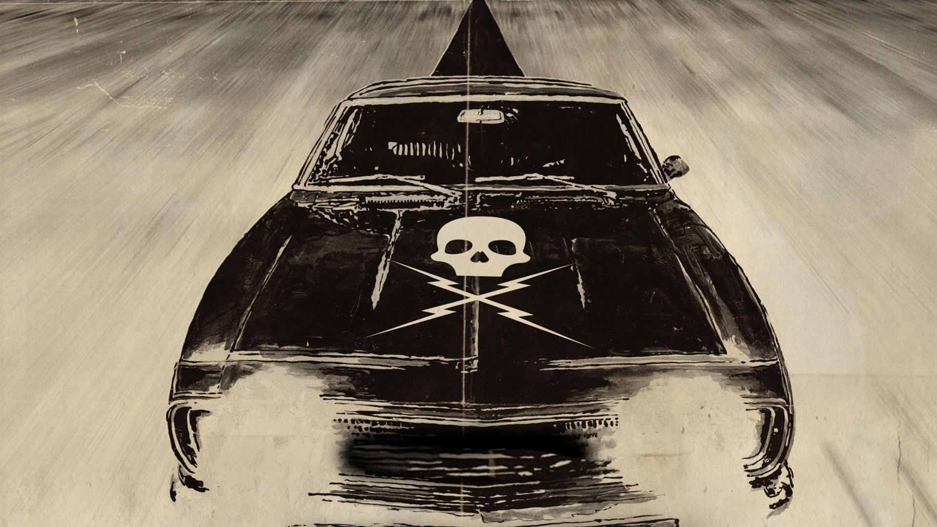 Movies cars Death Proof HD Wallpaper