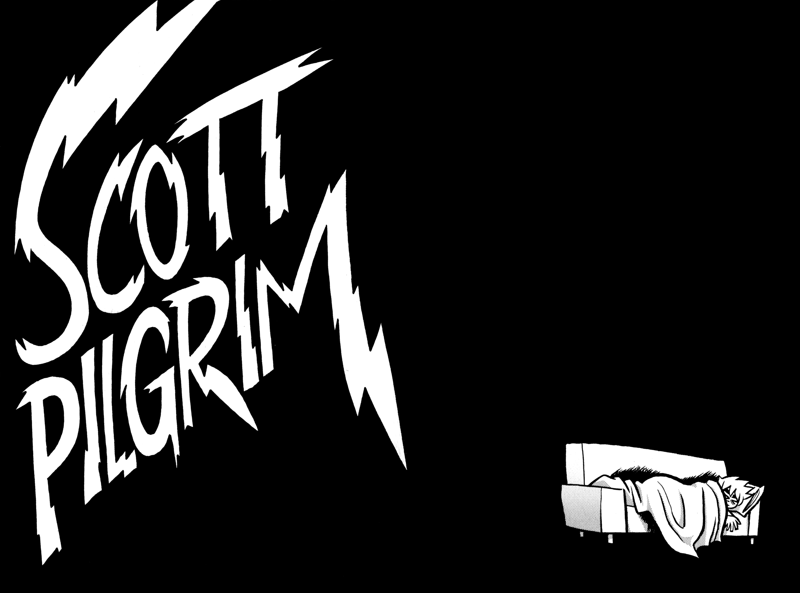 Movies comics scott pilgrim HD Wallpaper