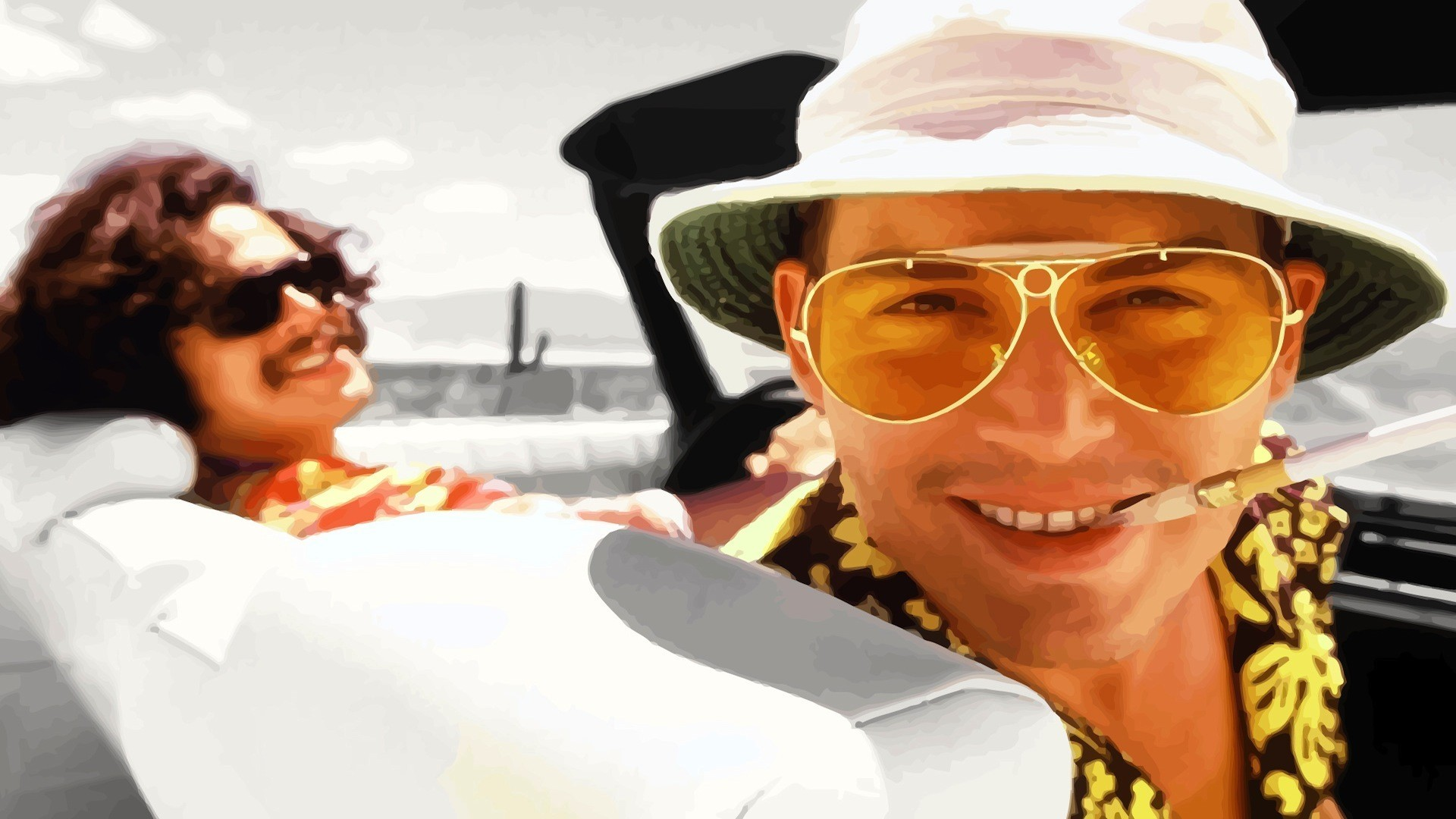 Movies Fear and Loathing HD Wallpaper