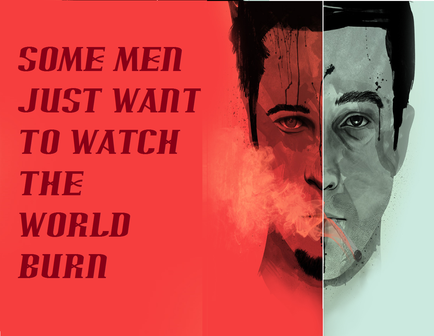 Movies fight club Movie HD Wallpaper