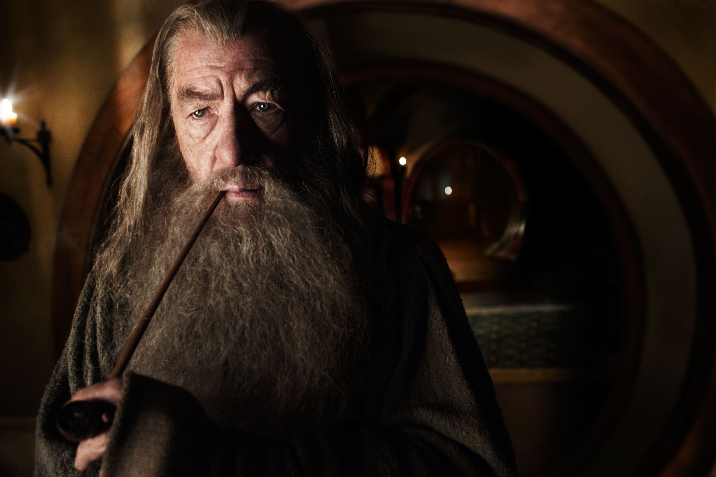 Movies Gandalf the lord HD Wallpaper