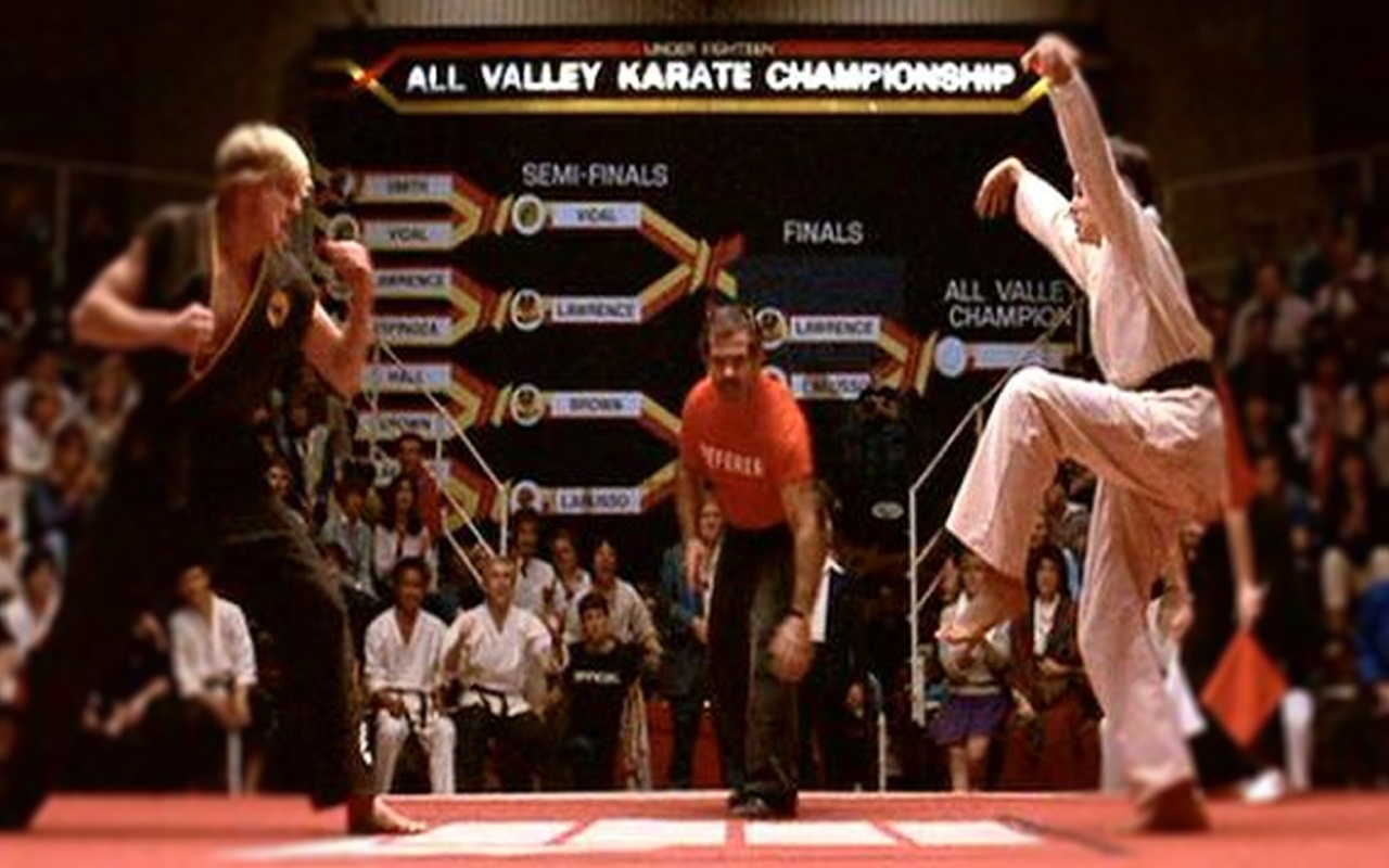 Movies Karate Kid HD Wallpaper