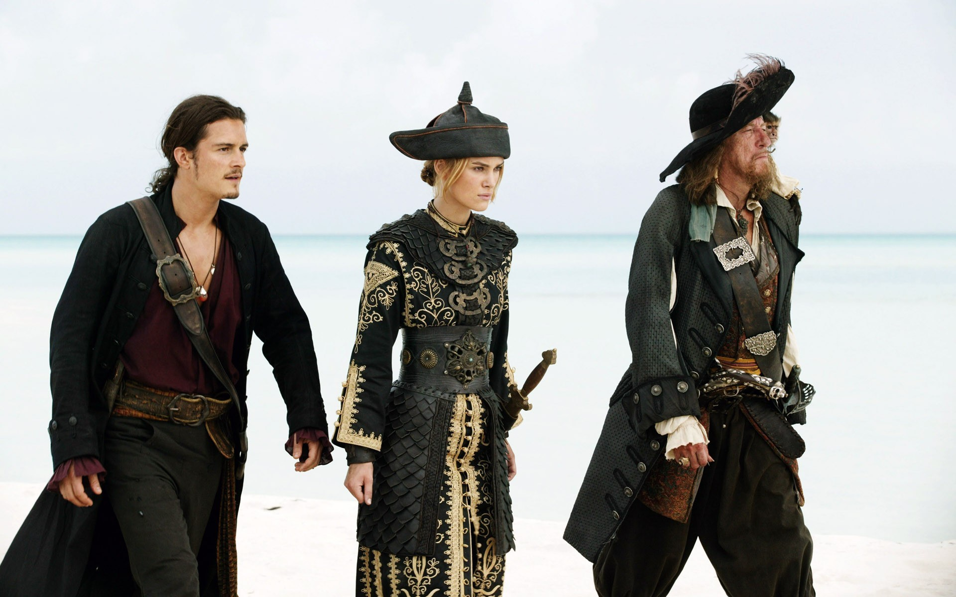 Movies Keira Knightley Pirates HD Wallpaper
