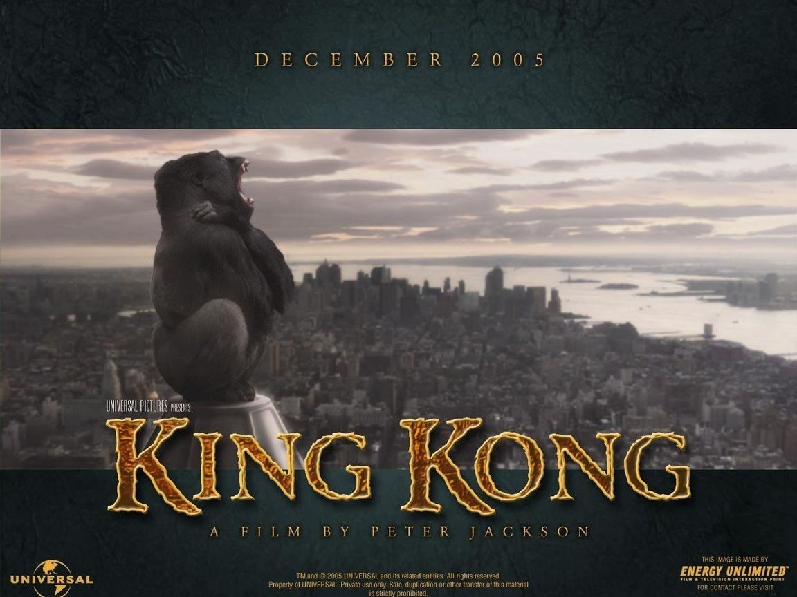 Movies King Kong HD Wallpaper