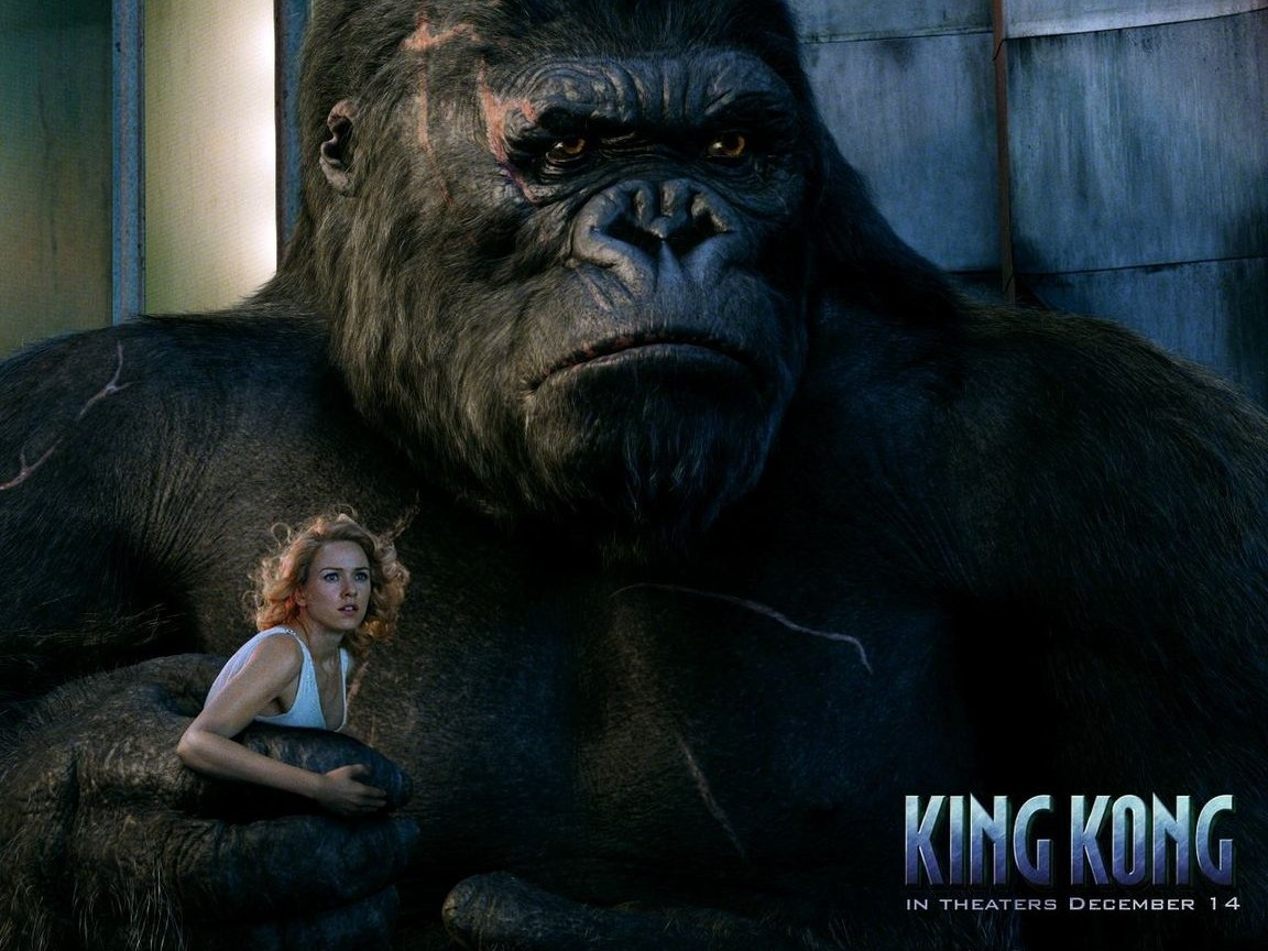 Movies King Kong Naomi HD Wallpaper