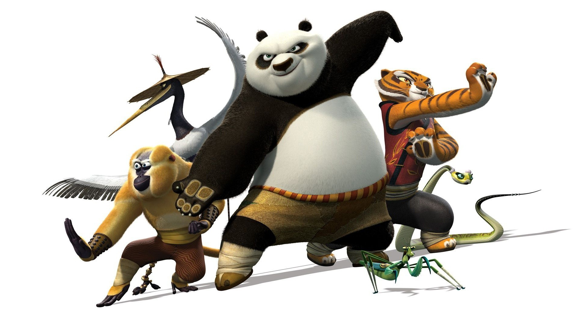 Movies Kung Fu Panda HD Wallpaper