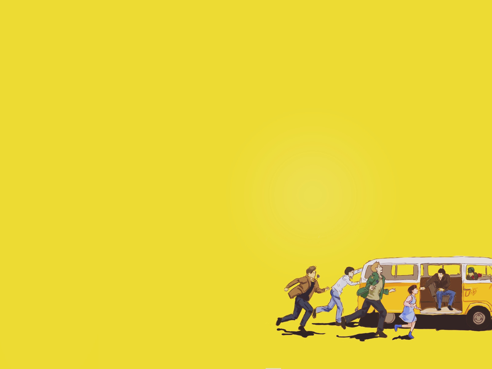 Movies little miss sunshine HD Wallpaper