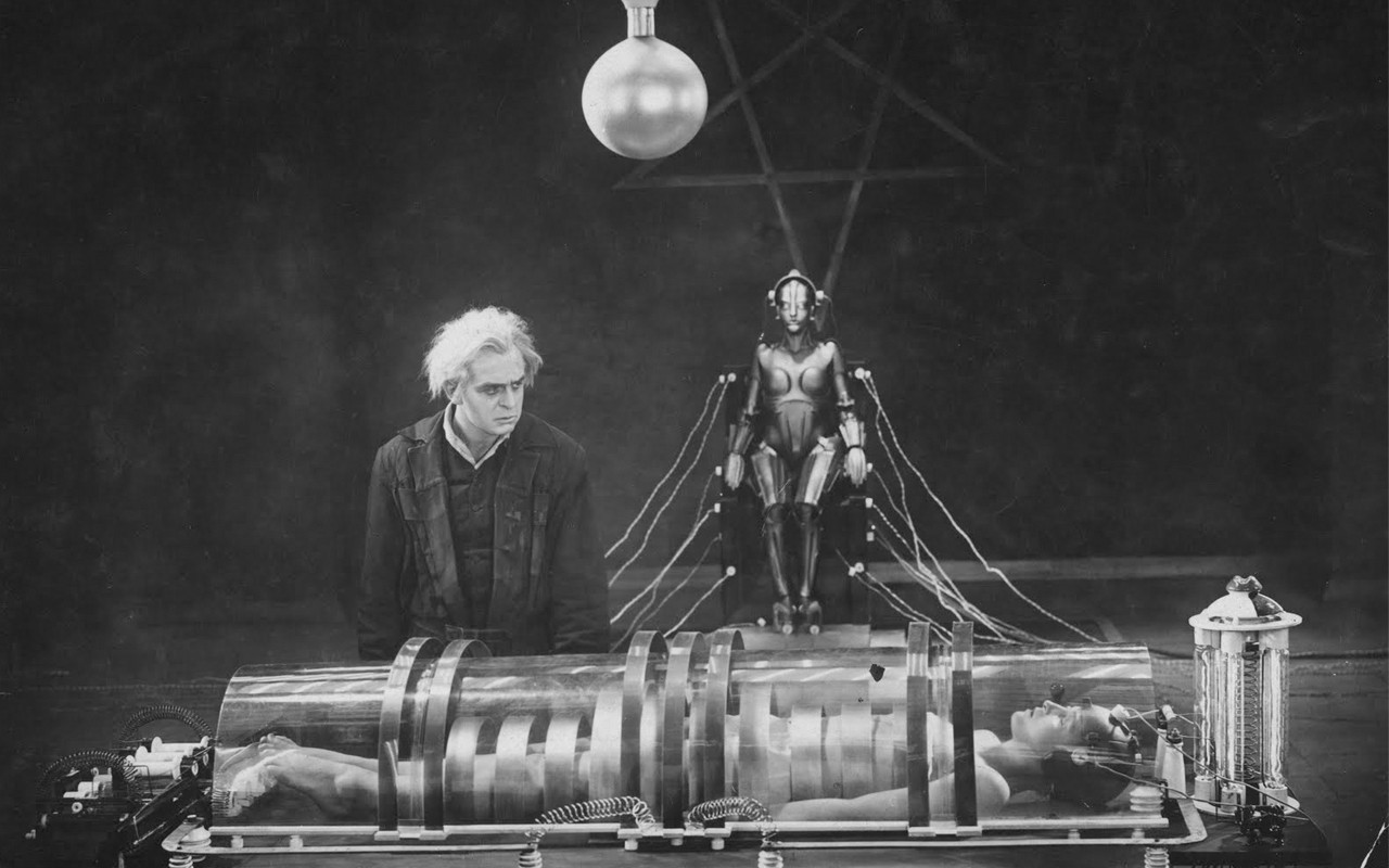 Movies Metropolis HD Wallpaper