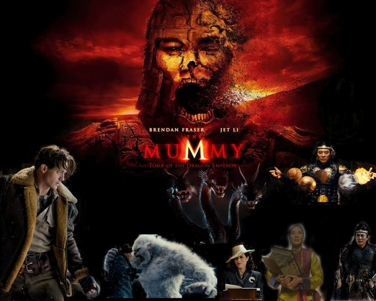 Movies Mummy The Mummy HD Wallpaper