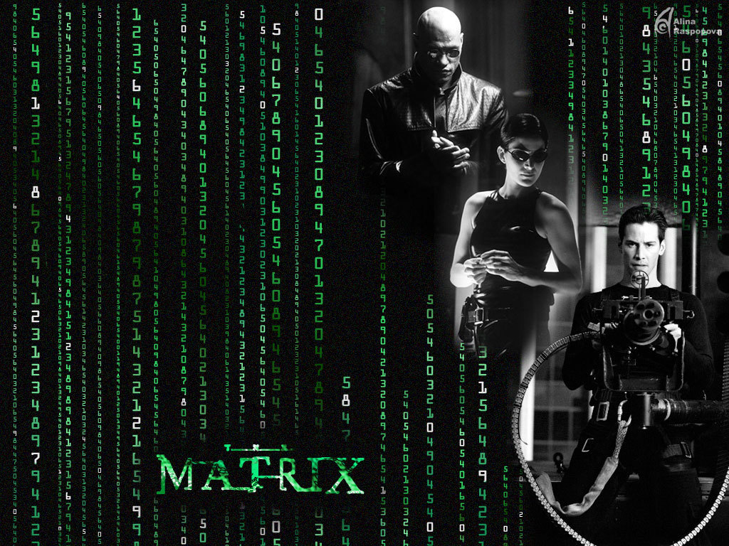 Movies neo matrix Trinity HD Wallpaper