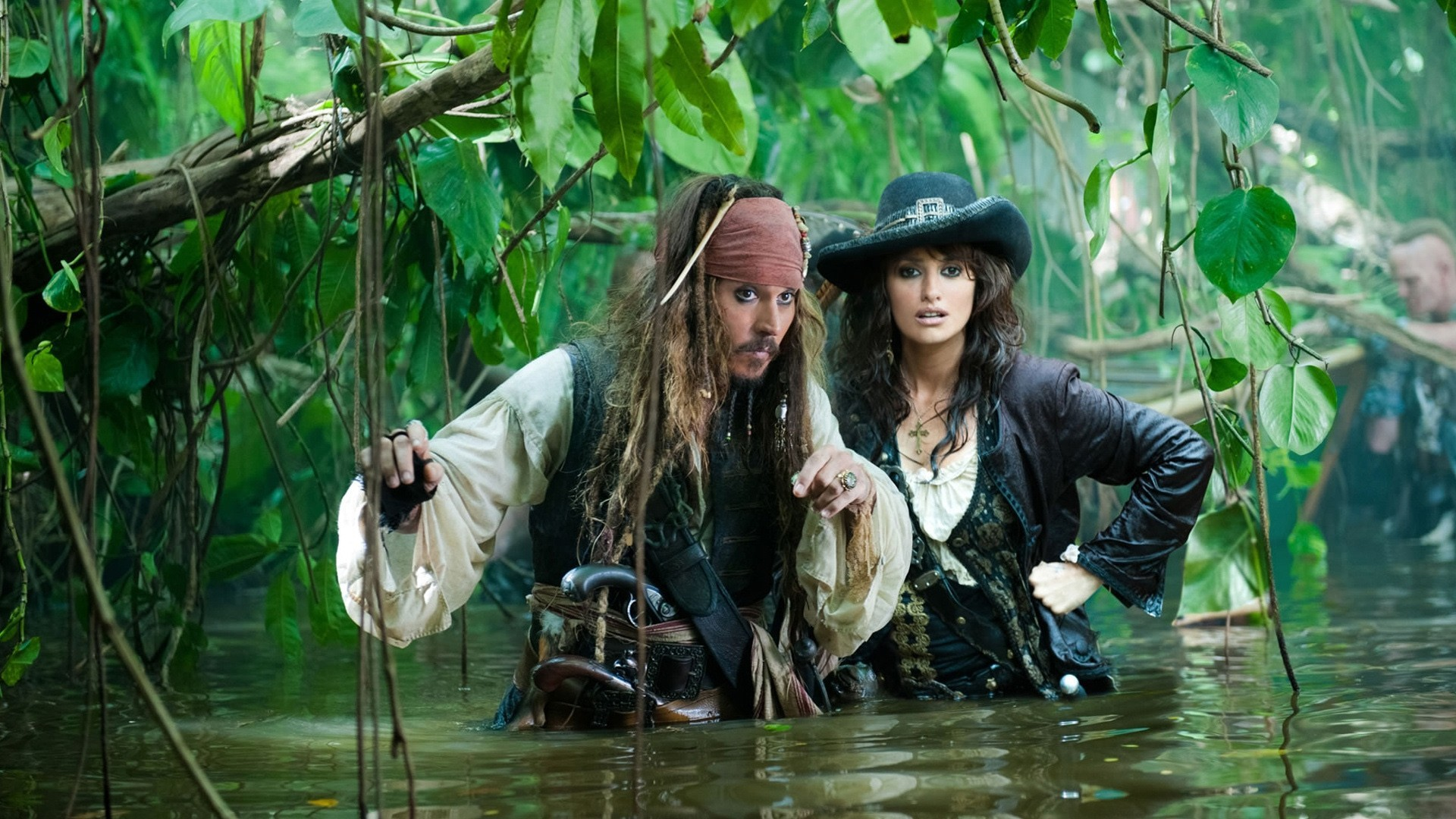 Movies penelope cruz Pirates HD Wallpaper