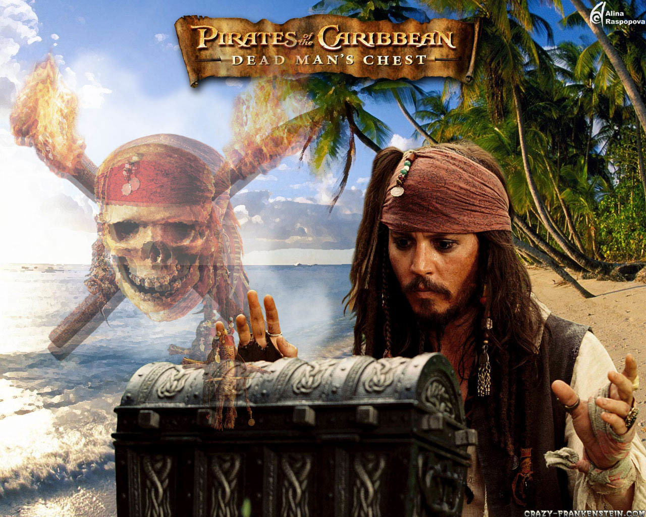 Movies pirates of The