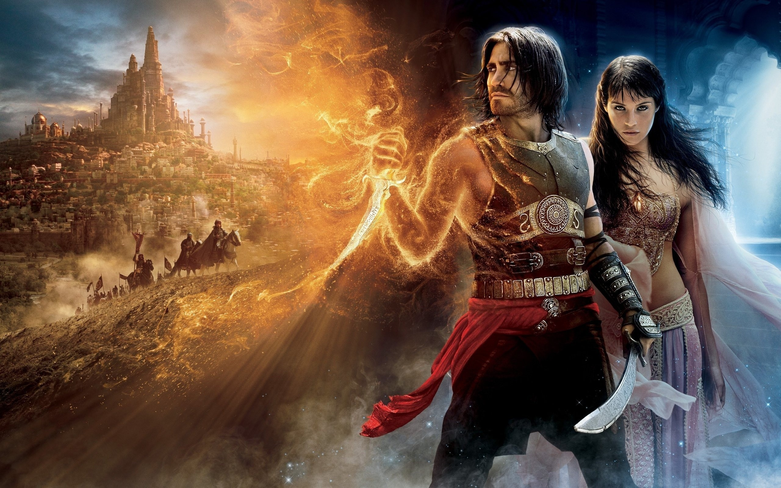 Movies prince of persia HD Wallpaper