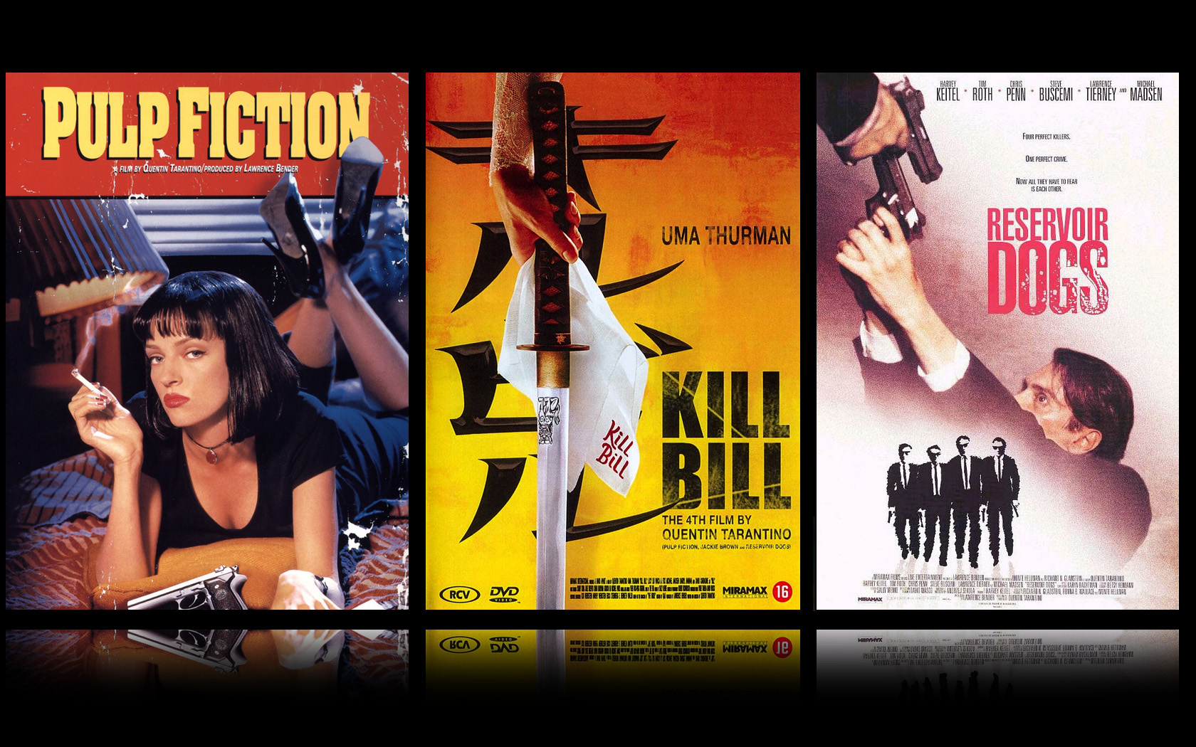 Movies Pulp Fiction Kill HD Wallpaper