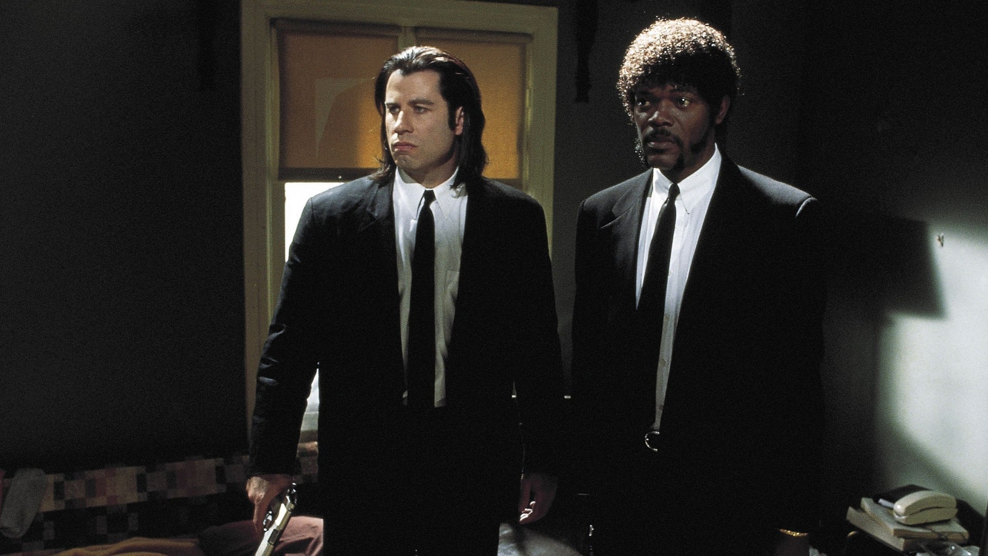 Movies Pulp Fiction samuel HD Wallpaper
