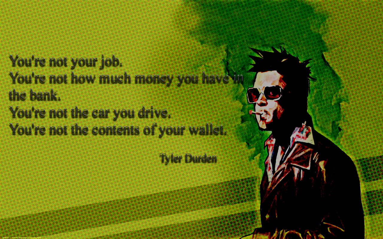 Movies Quotes Fight Club