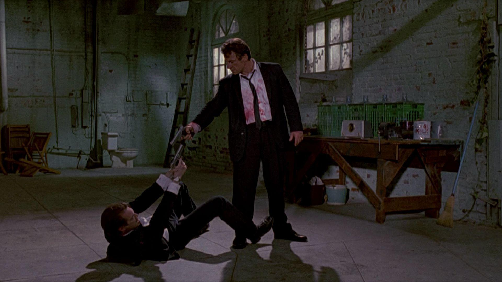 Movies Reservoir Dogs harvey HD Wallpaper