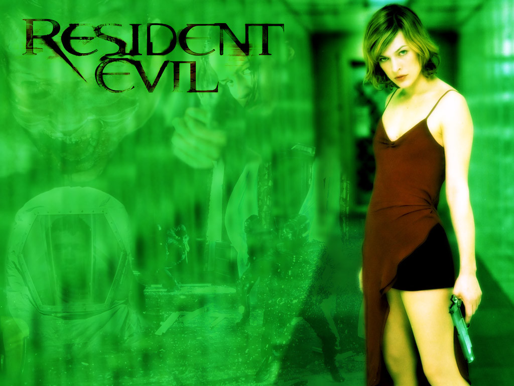 Movies resident evil Milla HD Wallpaper