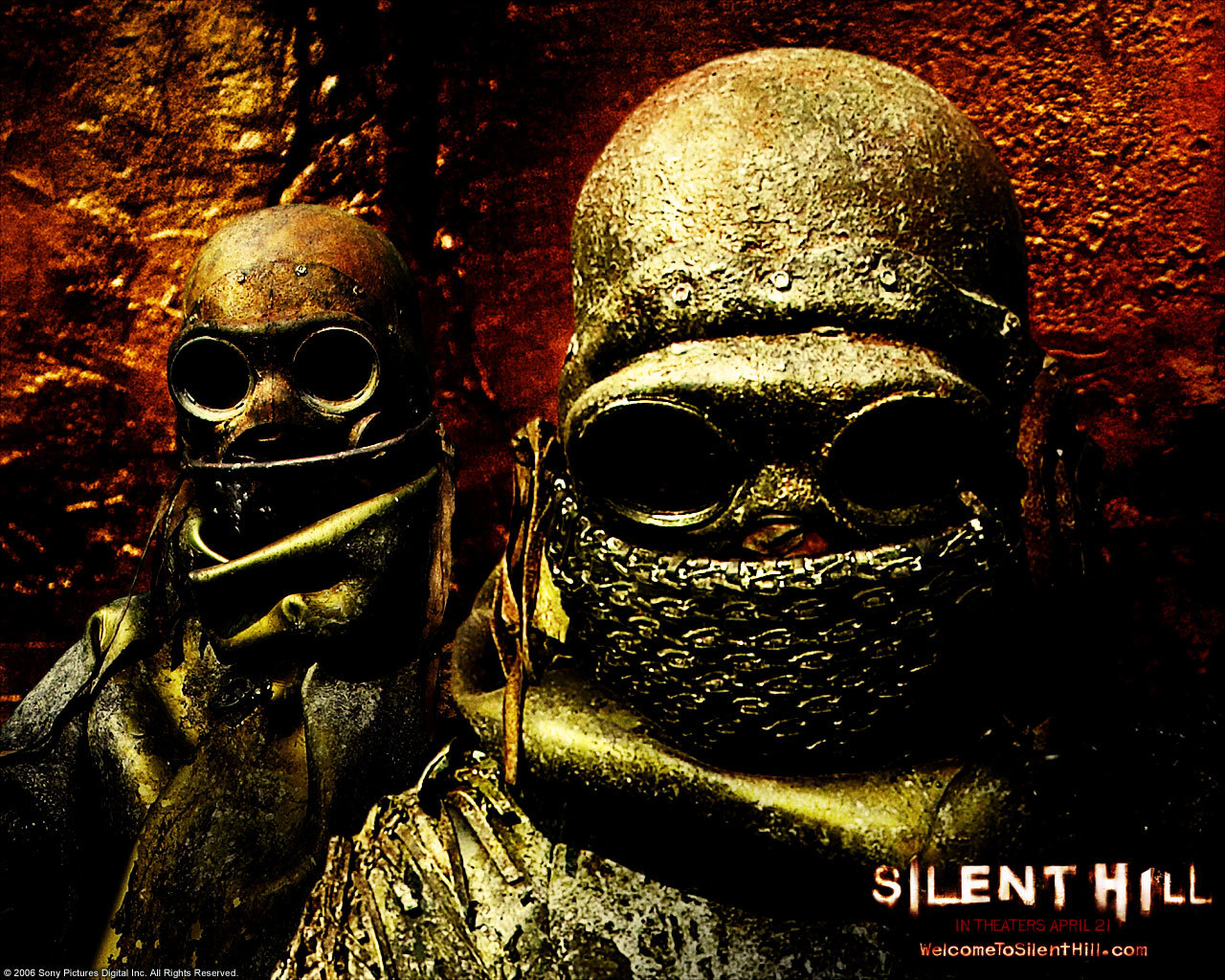 Movies Silent Hill Poster