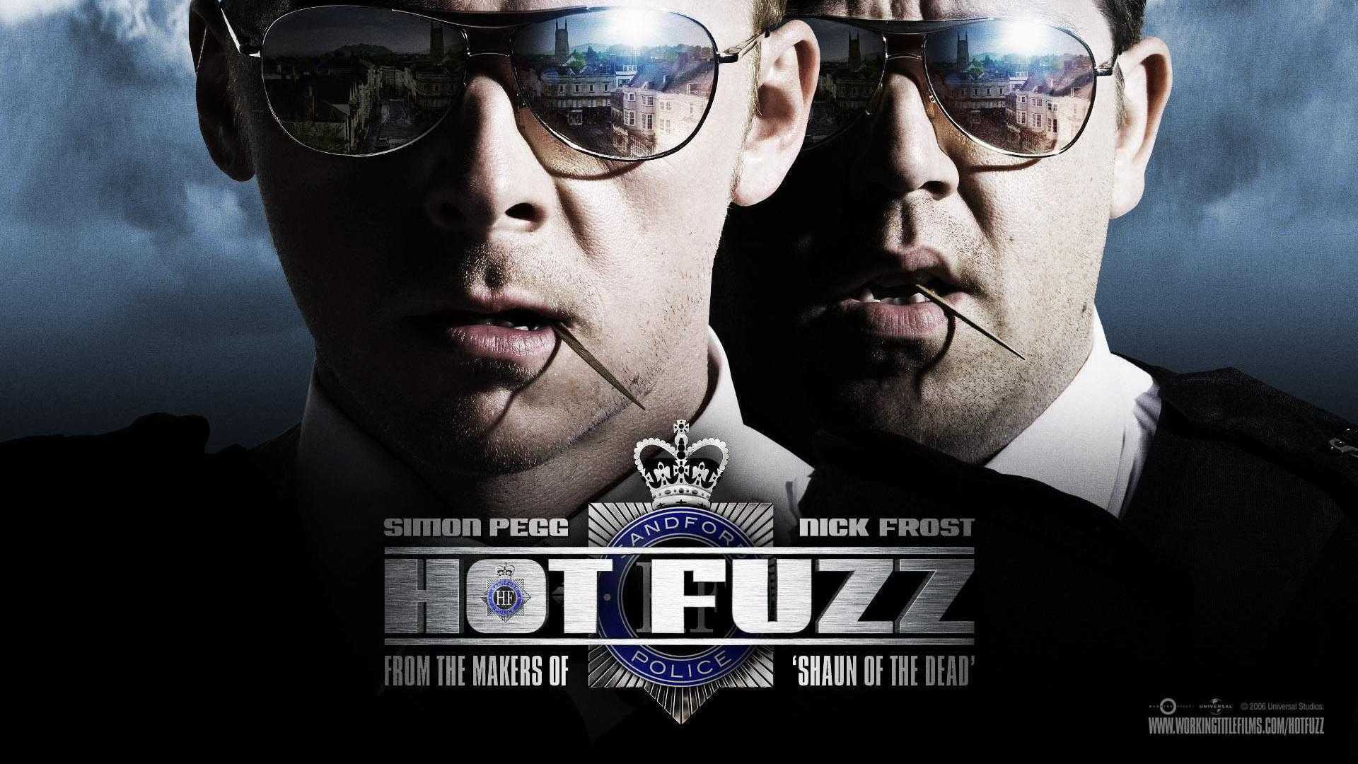 Movies sunglasses Hot Fuzz