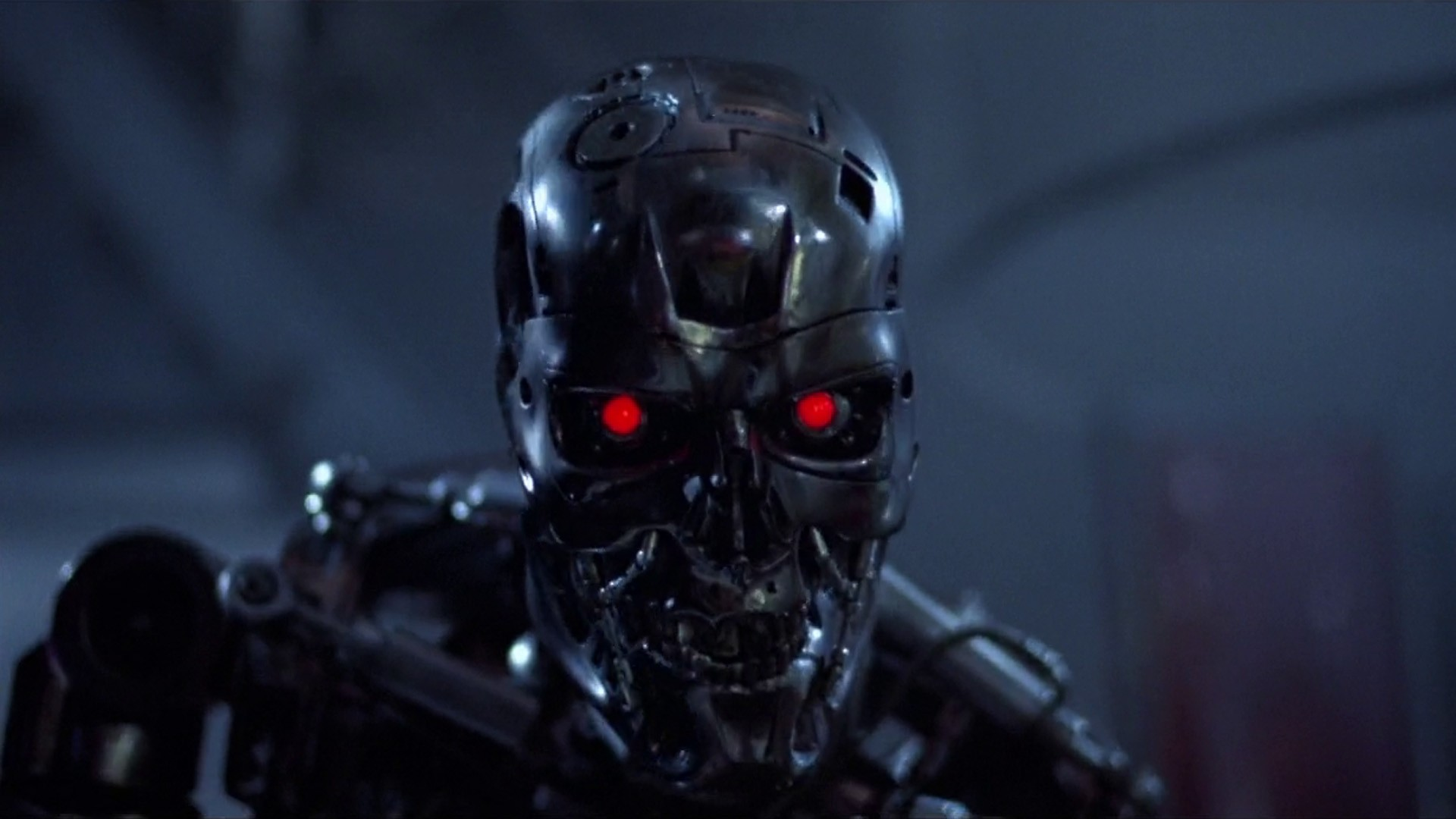 Movies terminator Robots The HD Wallpaper