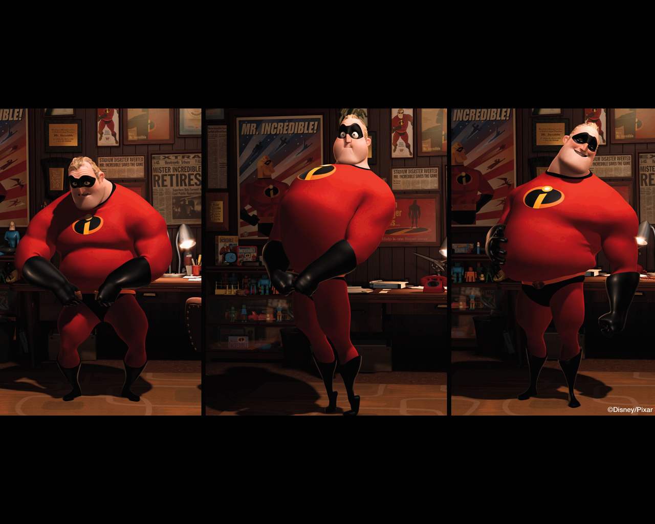 Movies The Incredibles HD Wallpaper
