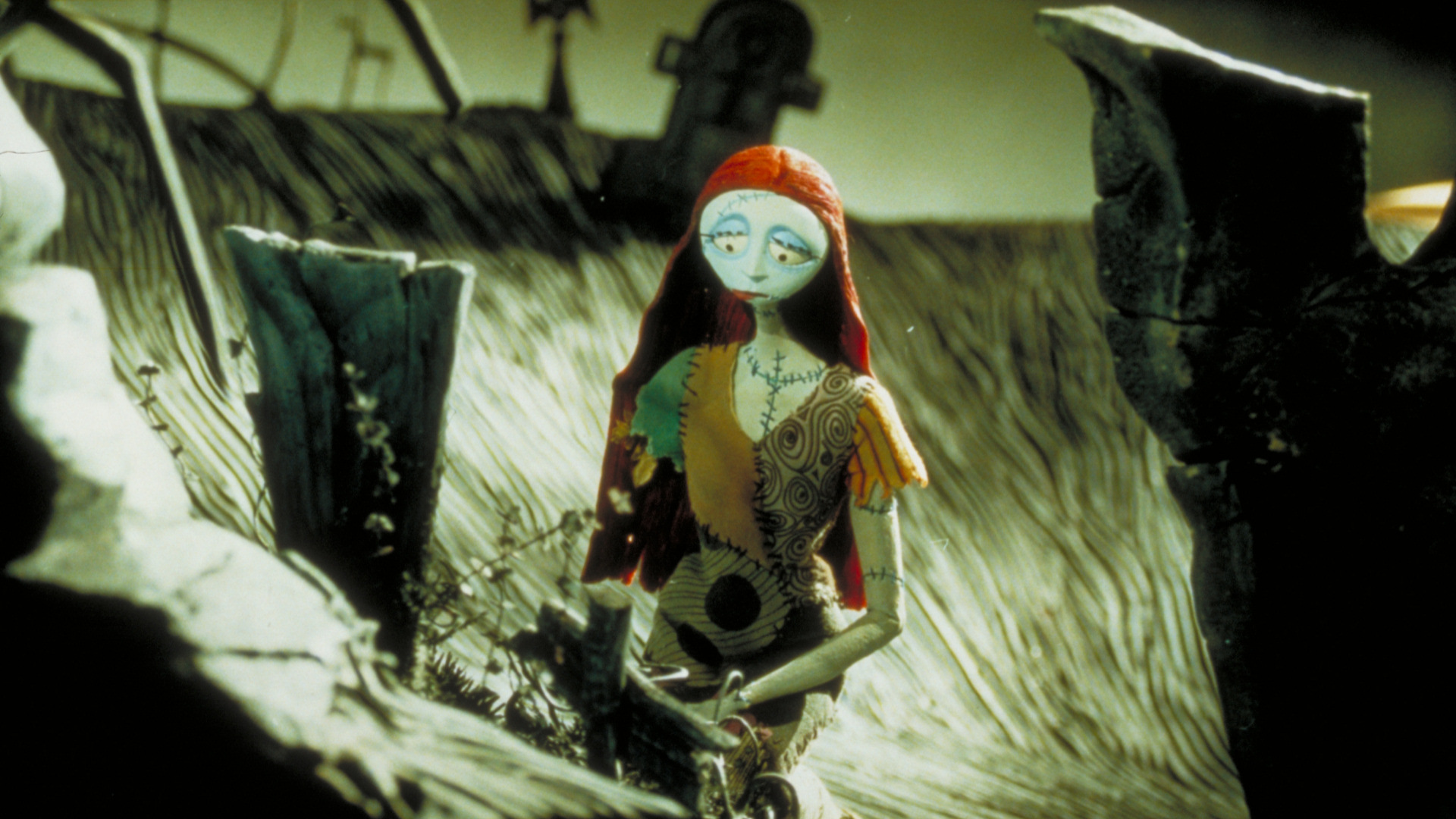 Movies The Nightmare Before HD Wallpaper