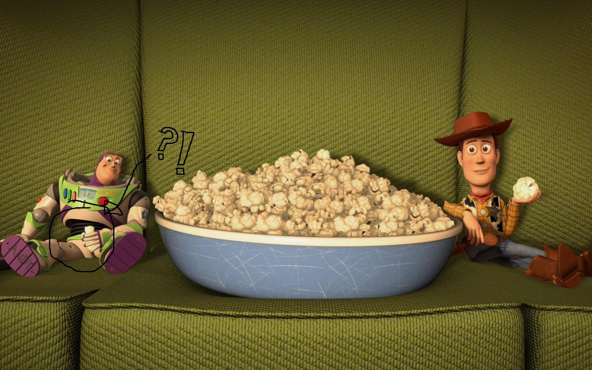 Movies Toy Story HD Wallpaper