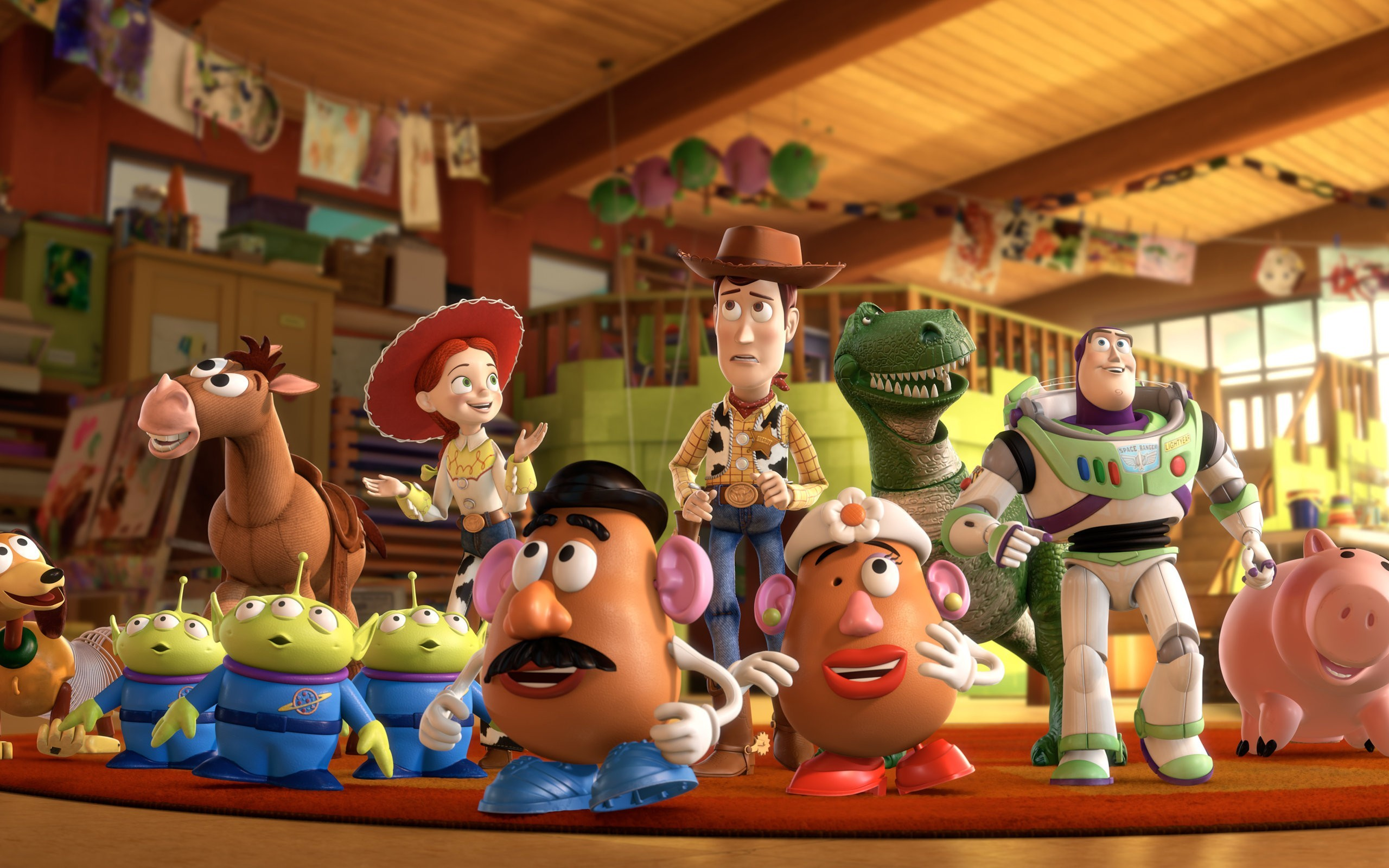 Movies Toy Story Buzz HD Wallpaper