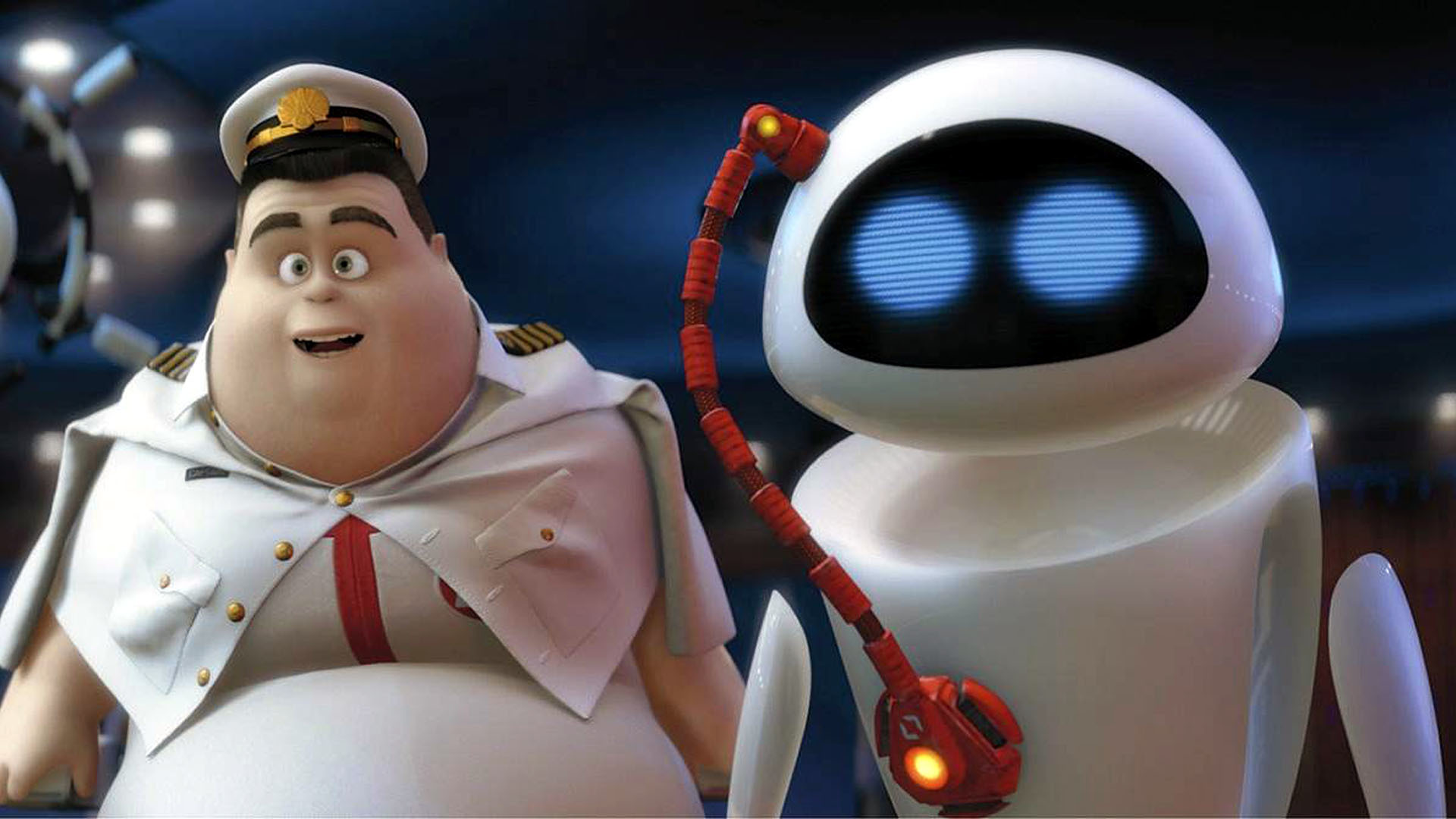 Movies wall-e eve Movie HD Wallpaper