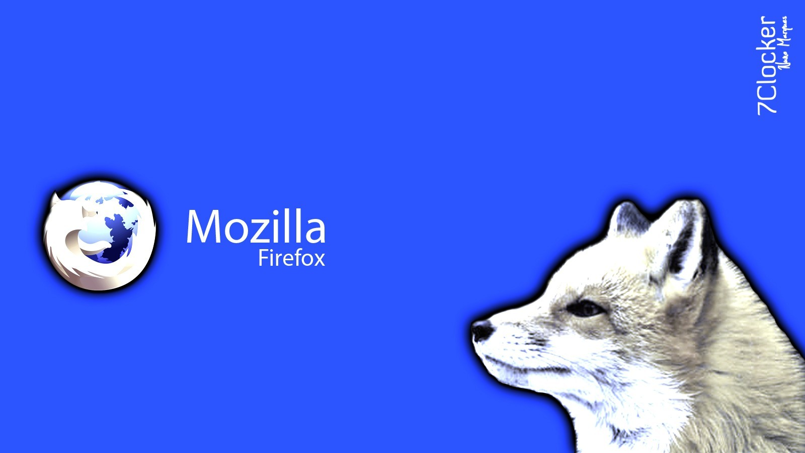 mozilla logos HD Wallpaper