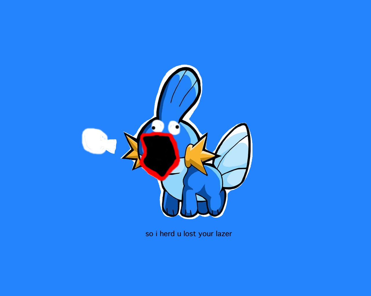 Mudkip meme Shoop Da HD Wallpaper
