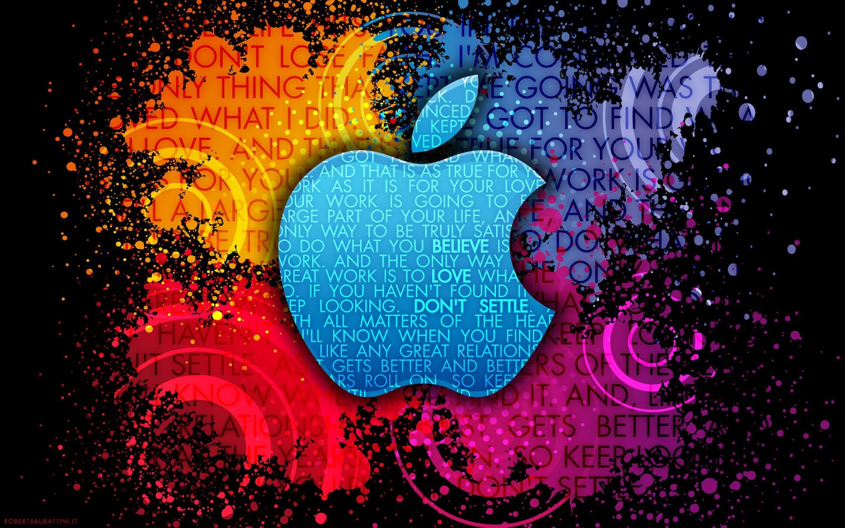 multicolor apple inc HD Wallpaper