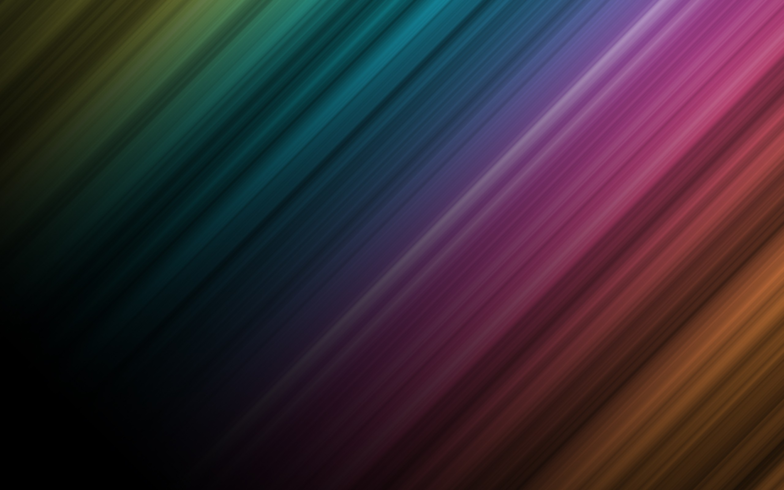multicolor lines HD Wallpaper
