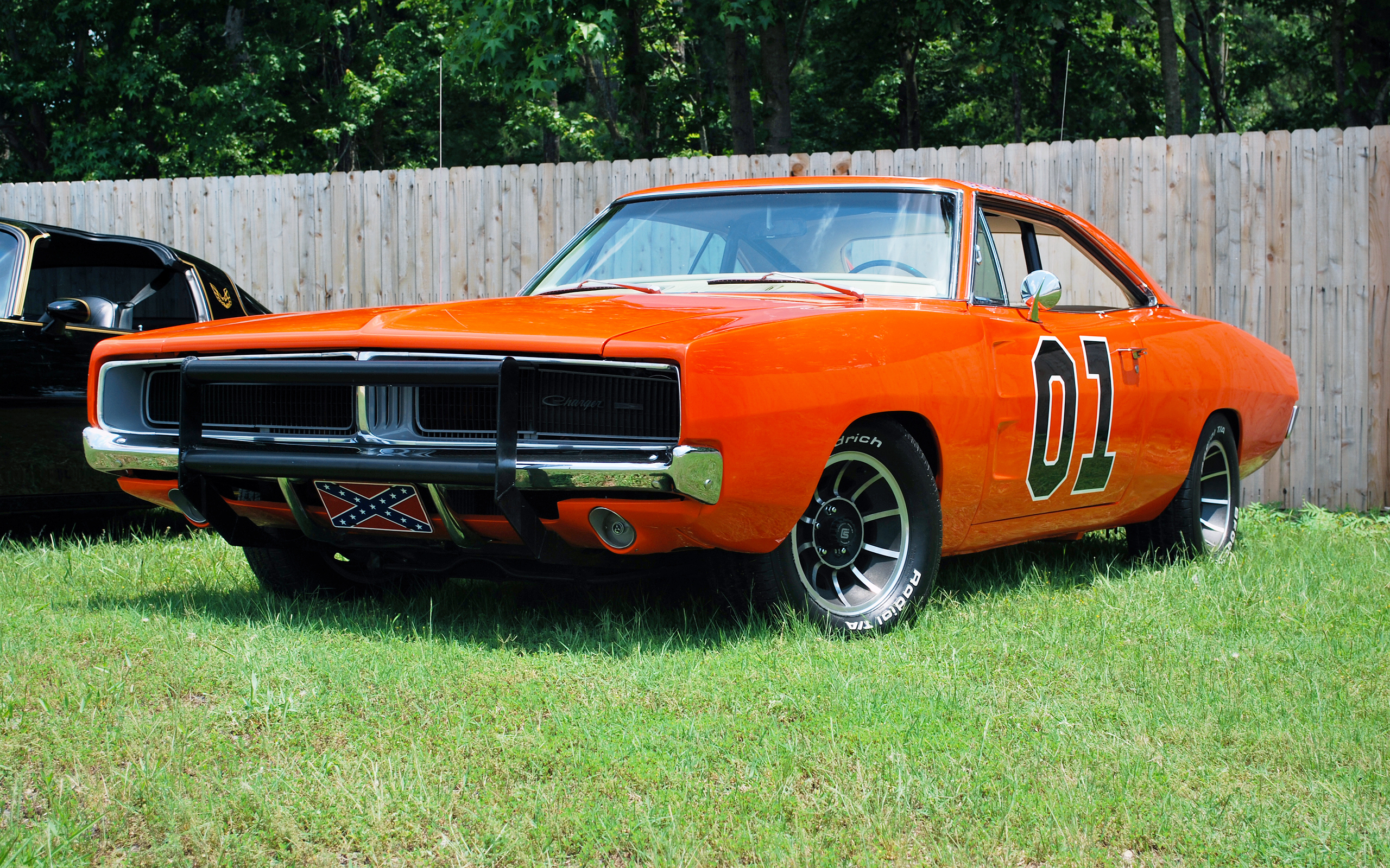 muscle cars dodge charger HD Wallpaper