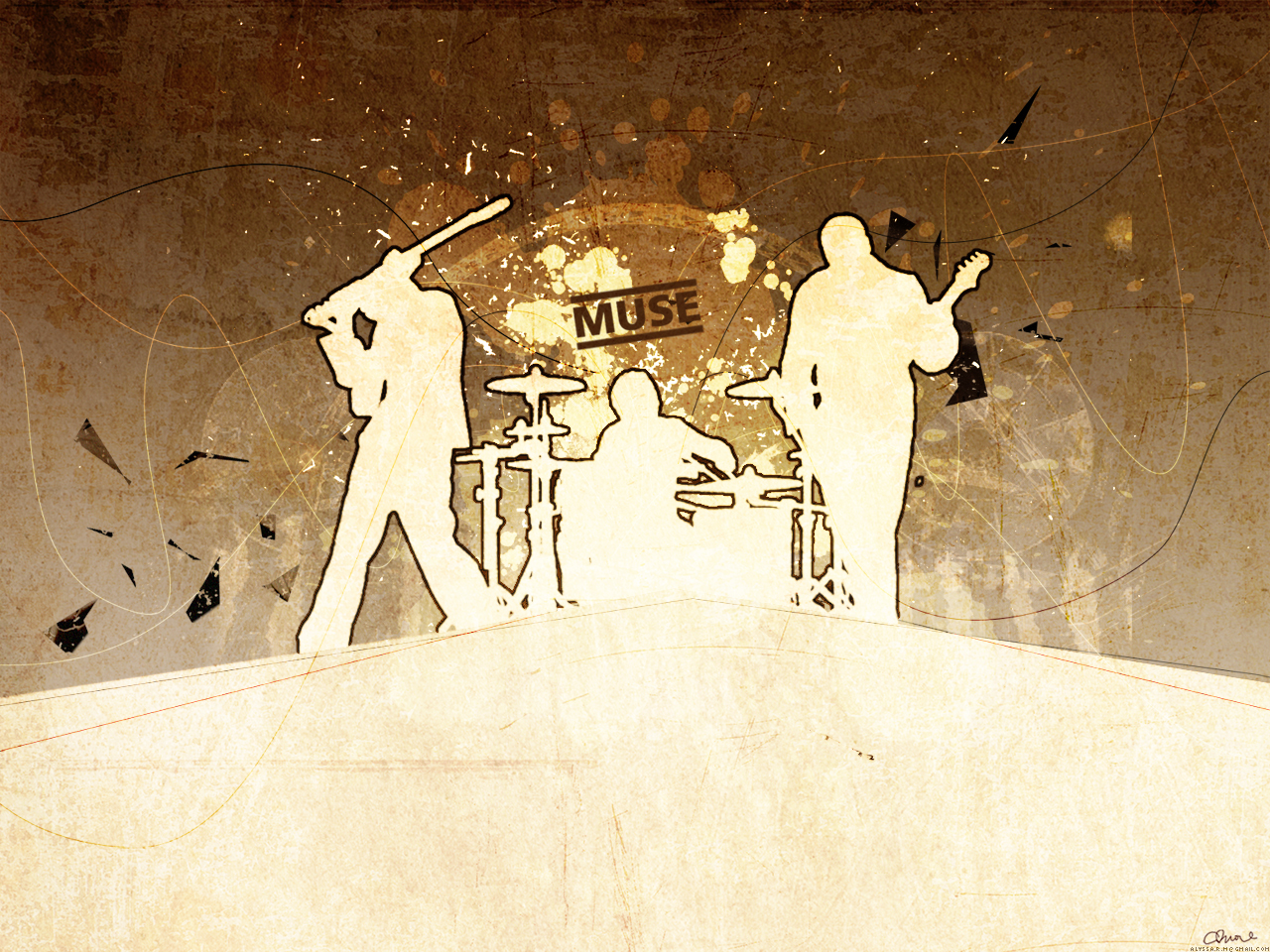 muse HD Wallpaper
