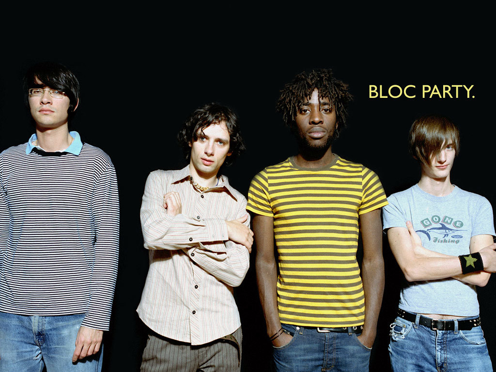 music bands bloc party HD Wallpaper