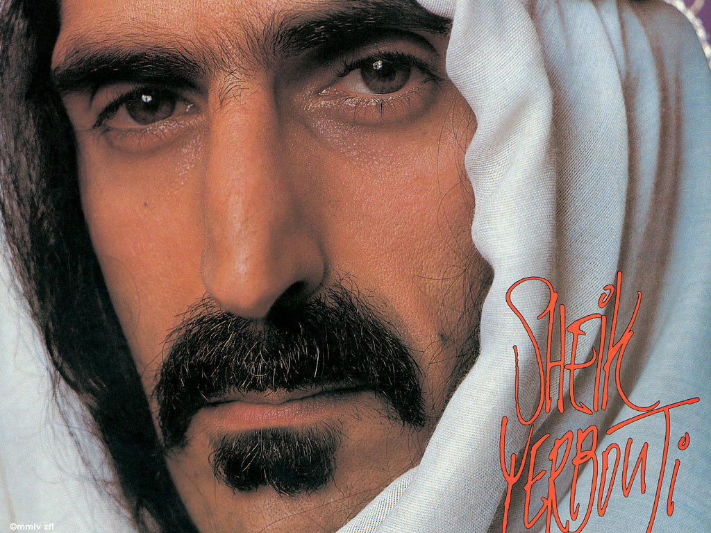 Frank Zappa - Sheik Yerbouti (Full Album youtube)