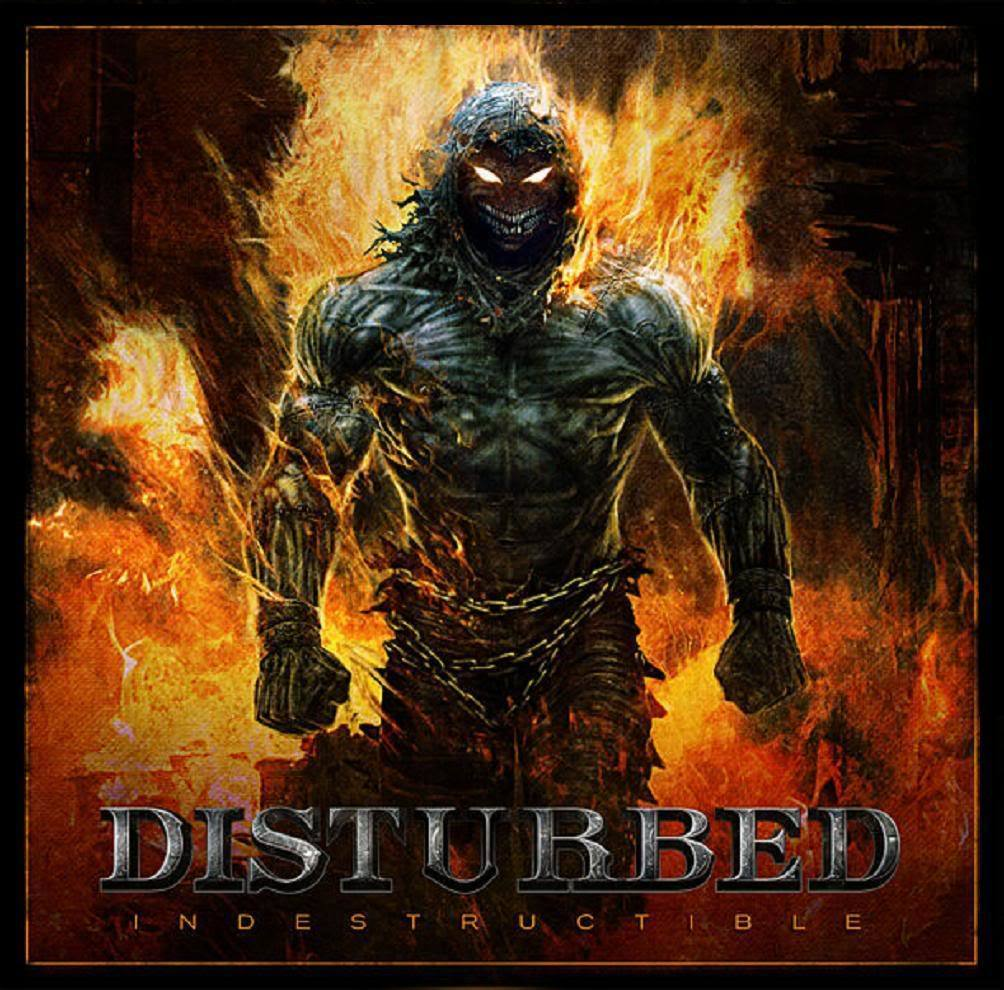 Music disturbed Indestructible HD Wallpaper