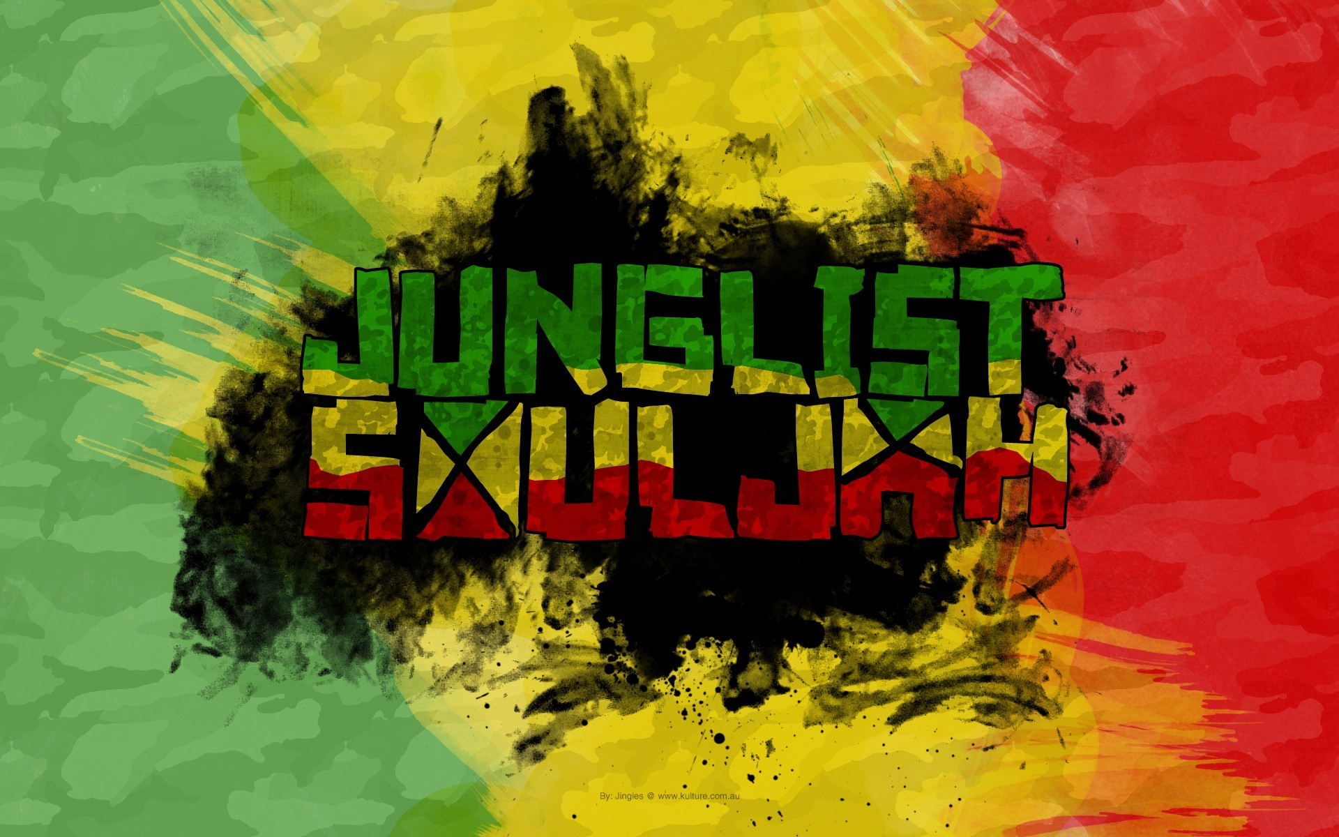 Music jungle drum and HD Wallpaper