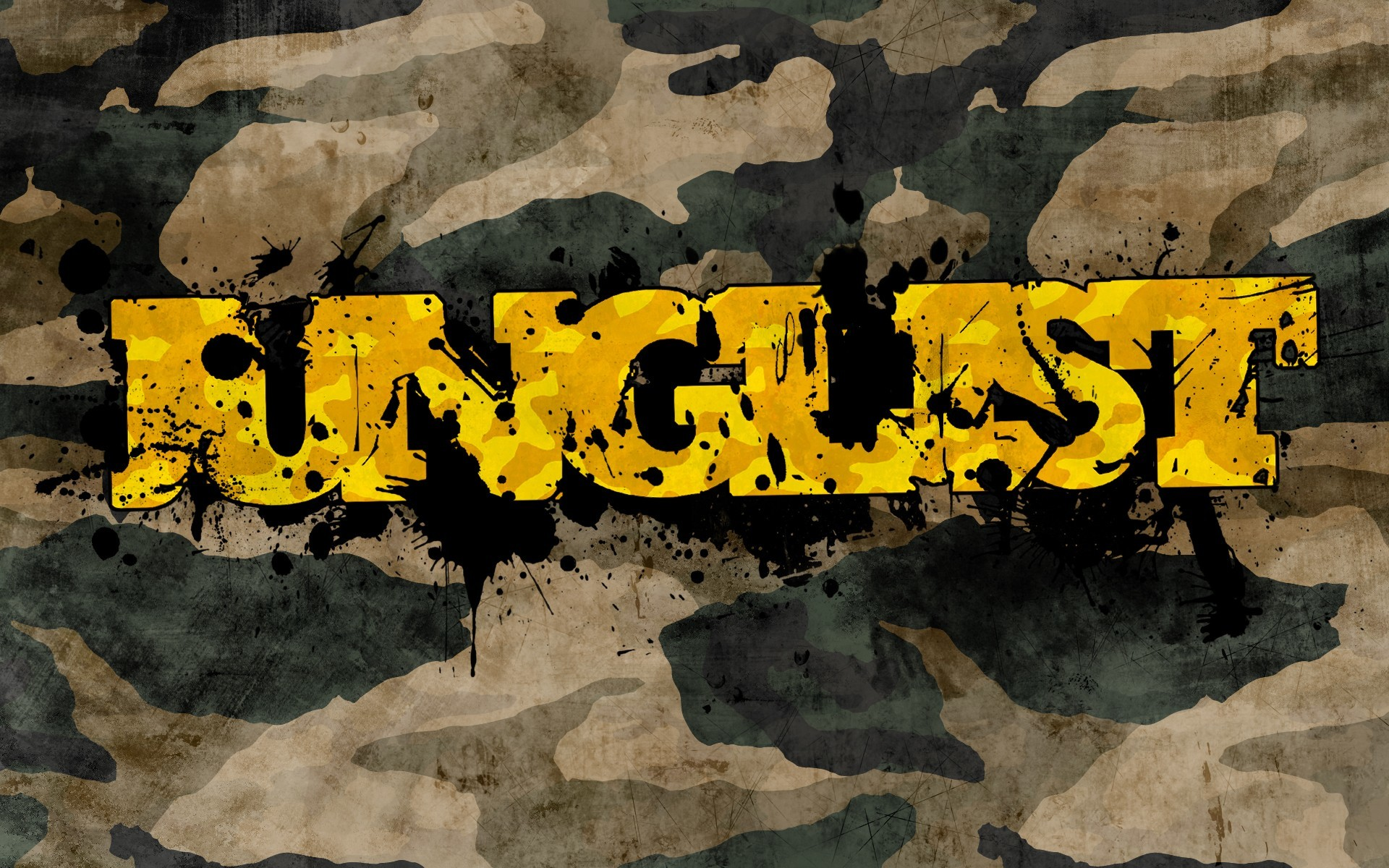 Music jungle grunge drum HD Wallpaper